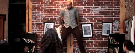 "Viral Video For ""Carrie"" Catches Telekinetic Experience At Coffee Shop"