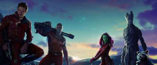 "Meet the ""Guardians of the Galaxy"""
