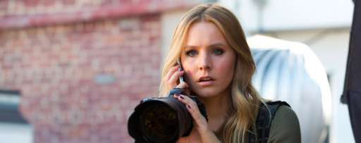"""Veronica Mars"" Film Funded By Kickstarter Opens In Theaters Today"