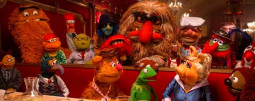 """Muppets Most Wanted"" Review"