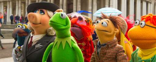 """Muppets Most Wanted"" Viral Review"