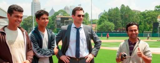 """Million Dollar Arm"" Review"