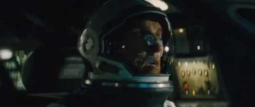 """""""Interstellar"""" Trailer Starring Matthew McConaughey"""