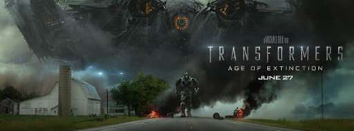 """Transformers: Age Of Extinction"" Viral Marketing Wants To 'Keep Earth Human'"