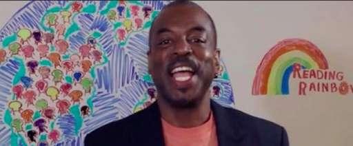 "LaVar Burton's ""Reading Rainbow"" Kickstarter Reaches $1 Million Goal In Less Than 24 Hours"