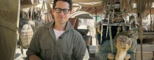 """""""Star Wars: Episode VII"""" Director J.J. Abrams Urges You To Stop Making Ridiculous Claims About The Millennium Falcon"""