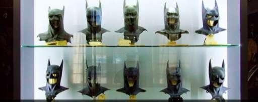 "Warner Brothers VIP Studio Tour Unveils ""The Batman Exhibit"""
