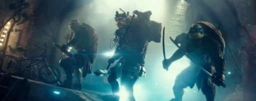 """Teenage Mutant Ninja Turtles"" Trailer: Don't Underestimate Turtle Power And Dubstep"