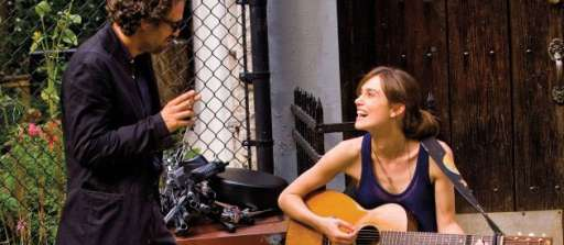 """Begin Again"" Viral Contest Gives Keira Knightley Some Style"