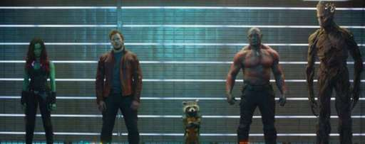 "Listen To The Entire ""Guardians Of The Galaxy"" Soundtrack Now"