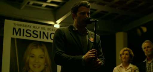 """""""Gone Girl"""" Viral Marketing Campaign Has Evidence Of A New Trailer"""