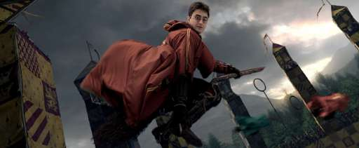 J.K. Rowling Adds Another Harry Potter Story To Pottermore