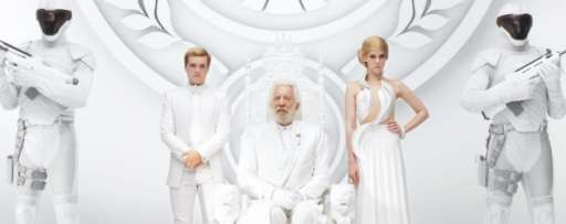 """The Hunger Games: Mockingjay Part 1″ Viral Video: District 13 Has A Message For Panem"