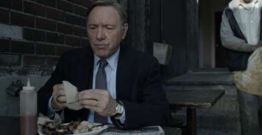 "Omaze And NetFlix Team Up For A Tasty ""House Of Cards"" Contest"