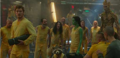 """Guardians Of The Galaxy"" Review: Marvel Studios' Latest Is A Heartfelt Musical Burst Of Energy"