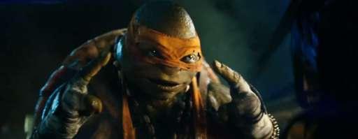 "Become A ""Teenage Mutant Ninja Turtle"" By TMNT Yourself"