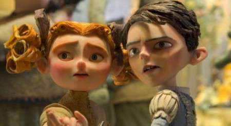 The Boxtrolls: Stars Elle Fanning and Issac Hempstead-Wright Talk Collaborating On LAIKA's Latest