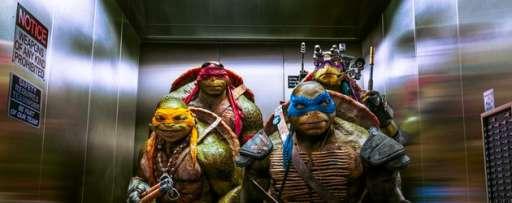 """Teenage Mutant Ninja Turtles"" Clip: Beating Boxing Turtles Prepare To Battle The Shredder"