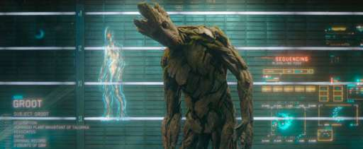 "Viral Video: Dancing Groot Scene From ""Guardians Of The Galaxy"""
