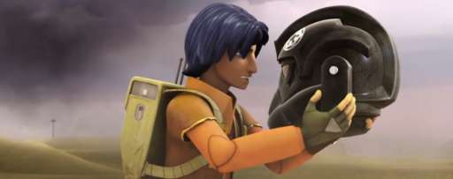 "New 'Star Wars Rebels' Short ""It's Not What You Think"" Features Ezra Bridger Stealing From The Empire"