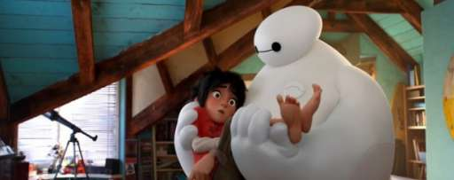 'Big Hero 6′ Clip: Baymax Gives Hiro An Unwanted Diagnosis