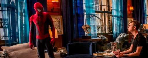 Everything Wrong With 'The Amazing Spider-Man 2′ Gets The Honest Trailer Touch And Vice Versa