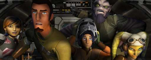"'Star Wars Rebels' ""Spark Of Rebellion"" Trailer"