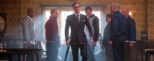 'Kingsman: The Secret Service' Trailer: Colin Firth Let's Off A Little Steam