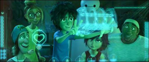 Disney Releases Third 'Big Hero 6' Trailer Plus New Images