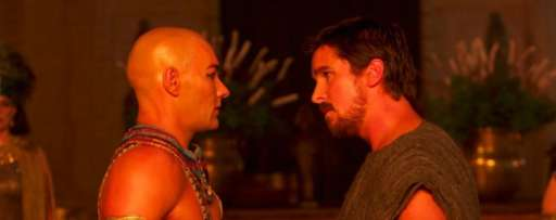 'Exodus: Gods And Kings' Trailer: Christian Bale And Joel Edgerton Get Into Sibling Rivalry Of Biblical Proportions