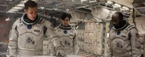 Matthew McConaughey, Anne Hathaway, Jessica Chastain Talk 'Interstellar,' Working With Christopher Nolan, And More