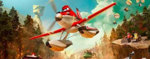 'Planes: Fire And Rescue' DVD/Blu-ray Review