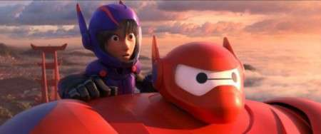 Disney's Big Hero 6: Scott Adsit And Ryan Potter Talk Bringing New Heroes To Life