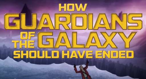 Watch This: How The 'Guadians of the Galaxy' Should Have Ended Viral Video