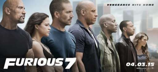 'Furious 7' Super Bowl Commercial: Vin Diesel Drives Flying Cars