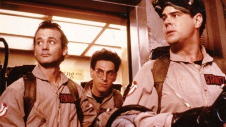 THROWBACK THURSDAY GHOSTBUSTERS