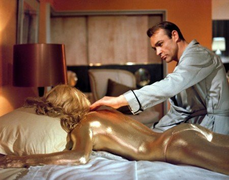 FLEMING FRIDAY GOLDFINGER AND A VIEW TO A KILL