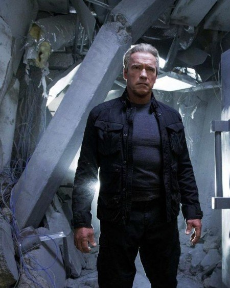 TERMINATOR GENISYS REVIEW