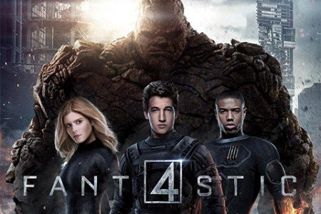 FANTASTIC FOUR VIRAL MARKETING VIDEO