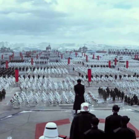STAR WARS SOUTH KOREAN TV SPOT GOES VIRAL