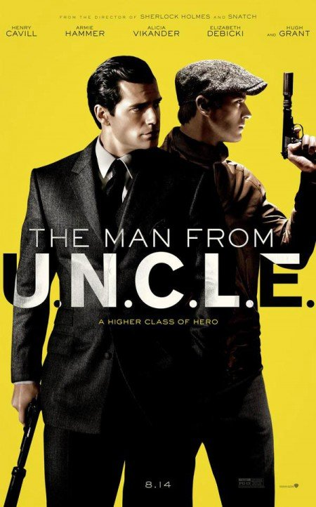MAN FROM UNCLE REVIEW