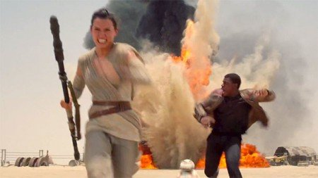 STAR WARS INSTAGRAM CLIP GOES VIRAL