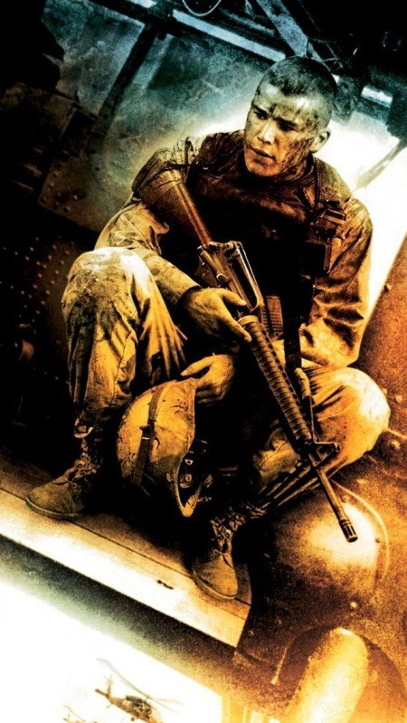 THROWBACK THURSDAY NICK CLEMENT ON BLACK HAWK DOWN