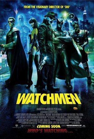 VIRAL VAULT NICK CLEMENT WATCHES THE WATCHMEN