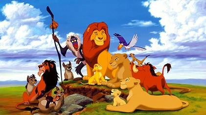 ANIMAL MAGIC FROM THE LION KING TO ZOOTOPIA