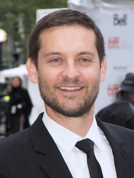 CATCHING UP WITH TOBEY MAGUIRE