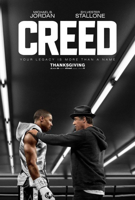 CREED STALLONE WINS AGAIN WITH MICHAEL B JORDAN AND RYAN COOGLER REVIEW BY FRANK MENGARELLI