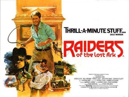 THROWBACK THURSDAY RAIDERS OF THE LOST ARK LOOKING BACK AT A SPIELBERG MASTERPIECE WITH JAMES MURPHY