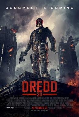 JUDGE DREDD COMEBACK MOVIE HOW IT COULD HAPPEN AND WHY IT SHOULD BY COLIN MORRIS