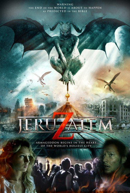 JERUZALEM NEW FOUND FOOTAGE HORROR MOVIE AVAILABLE FOR DOWNLOAD THIS MONTH